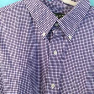 Lauren Ralph Lauren LS buttonup shirt 17 1/2 34/35
